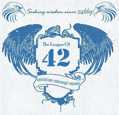 The League of 42 : AHistory