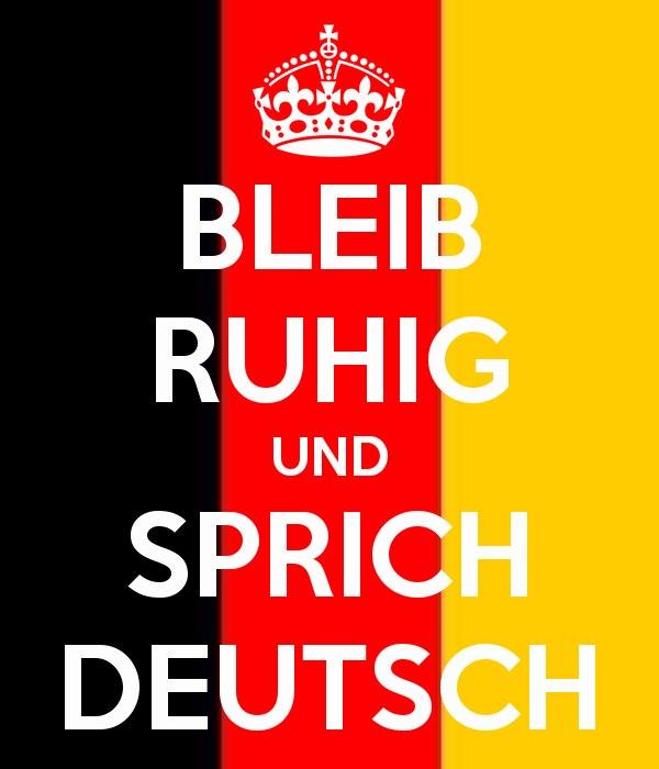 perhaps auf deutsch