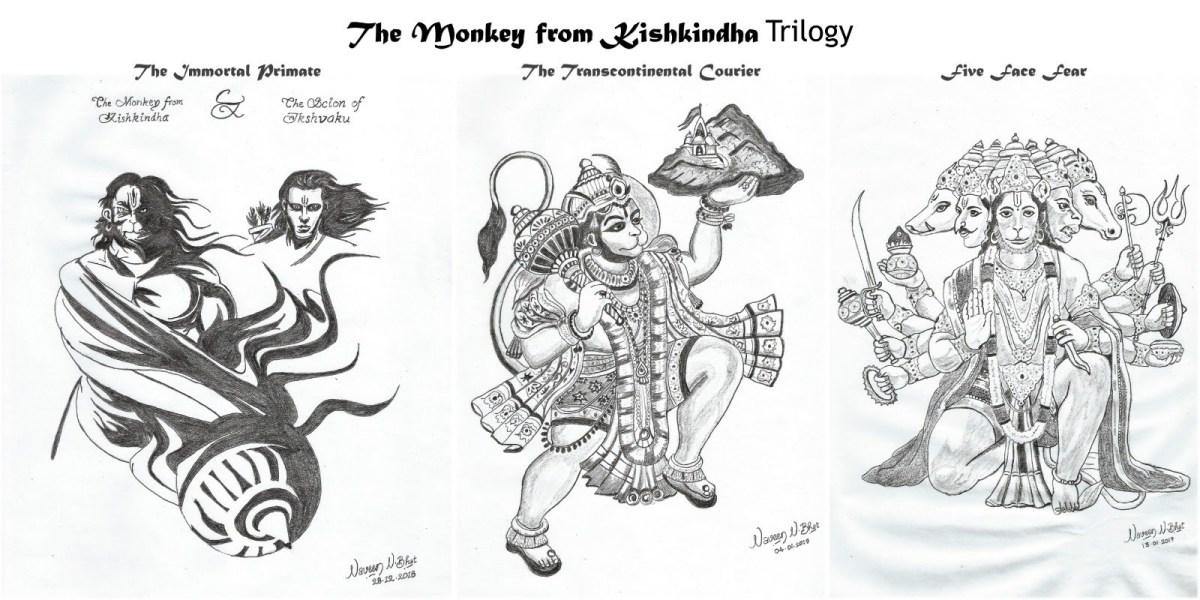 The Monkey fromKishkindha